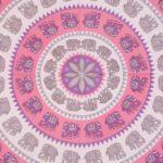 Animal Print pink circle Jaipuri Bedsheets.jpg