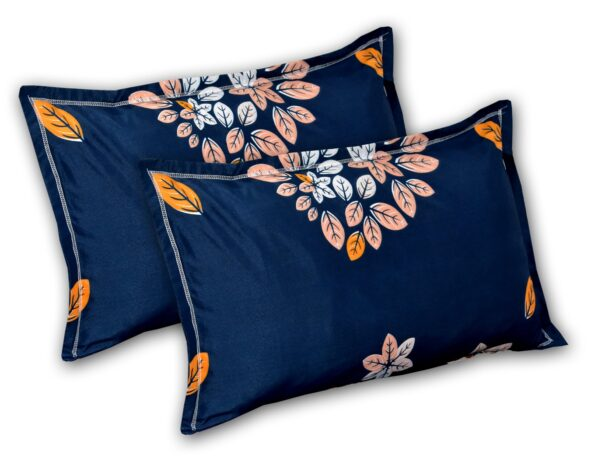Royal blue Super Soft Premium Poly Cotton Pillow cover