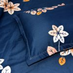 Royal blue Super Soft Premium Poly Cotton Pillow covers