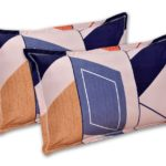 Tranquility Poly Cotton Double Bedsheet with 2 Pillow Cover Set