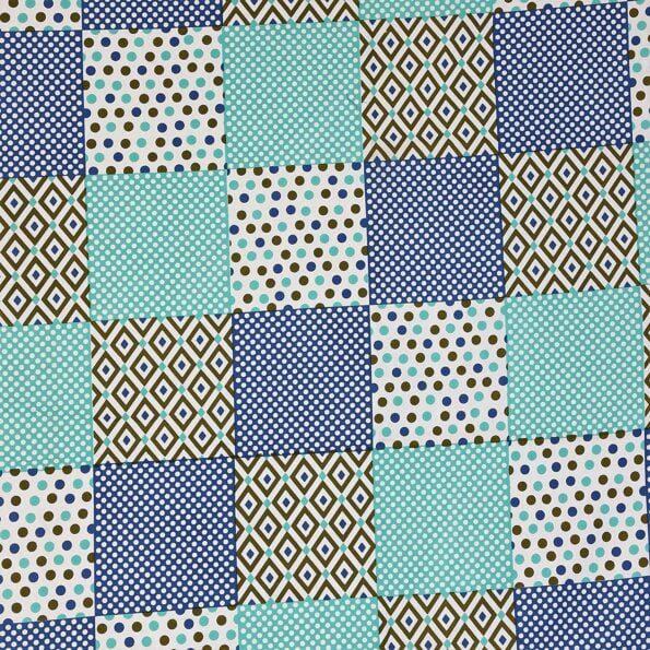 Traditional Sanganeri Print Square Shape King Size Double Bed Sheet Closeup