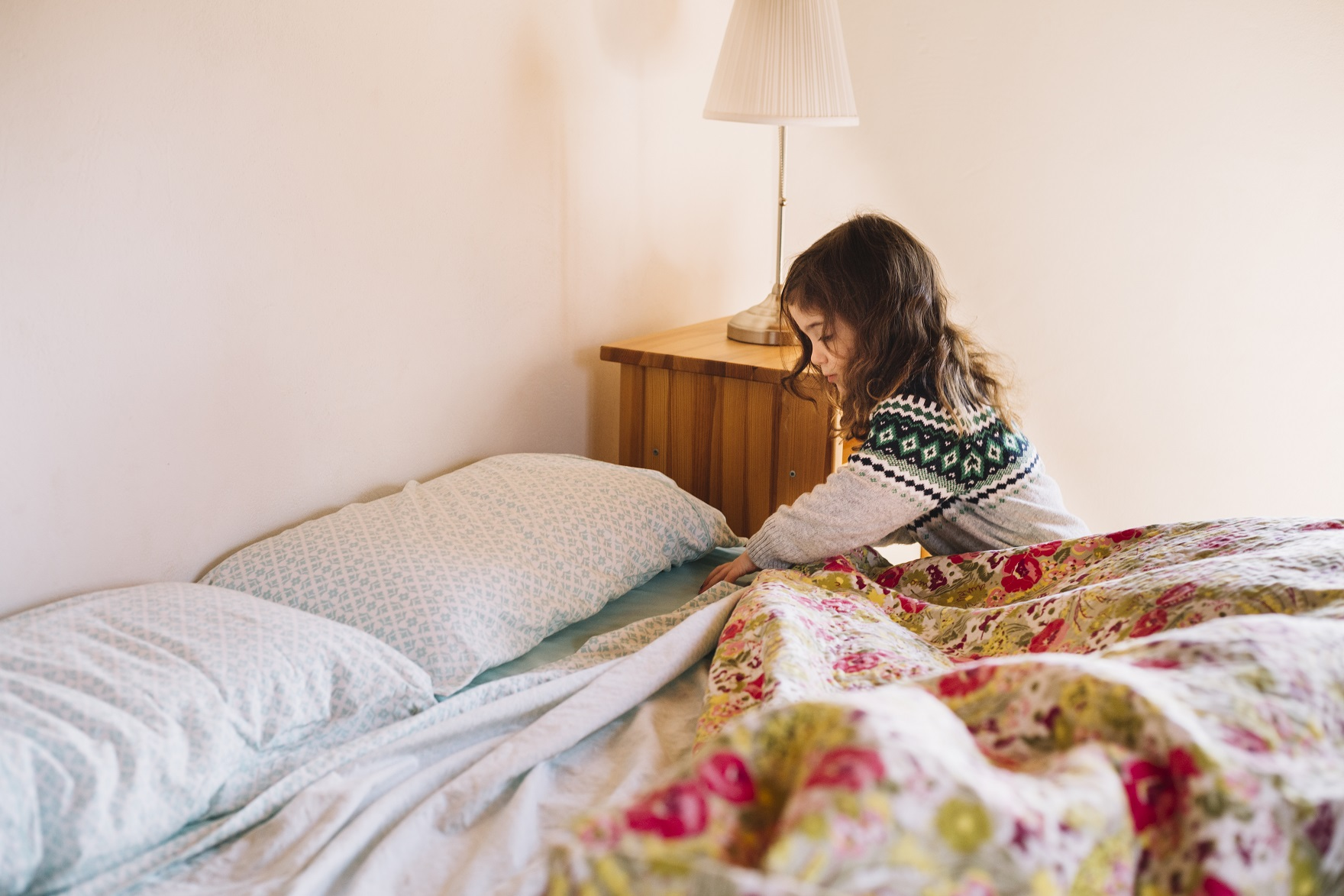 How to Choose Perfect Double Bed Sheets for your Home - Indian Fabrico