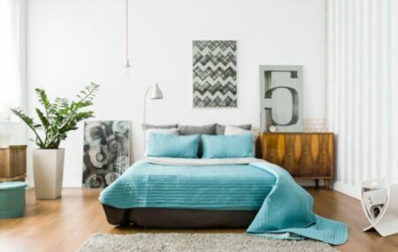 Go Minimal With Rich Furnishings In Rustic Colors