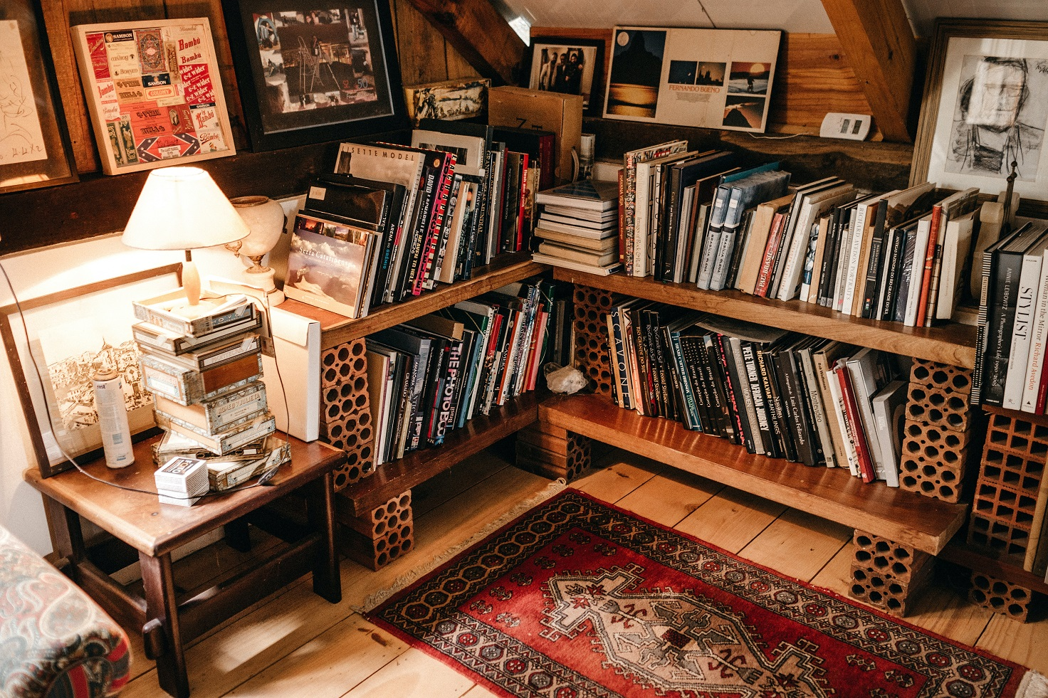 10 Home Library Decor Ideas To Help You Build One At Your Home