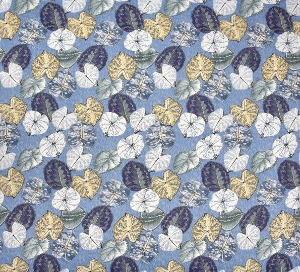 Sky Iveta Abolina Alocasia Print King Size Bedsheet Full view