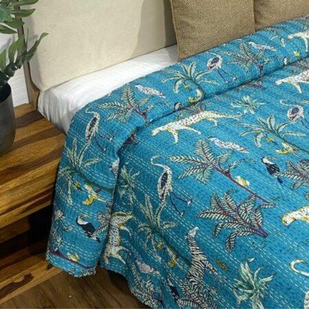 Kantha Bedspreads